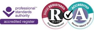 BACP Accreditation Logo